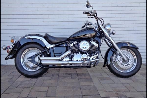 Motorcycle Yamaha Vstar